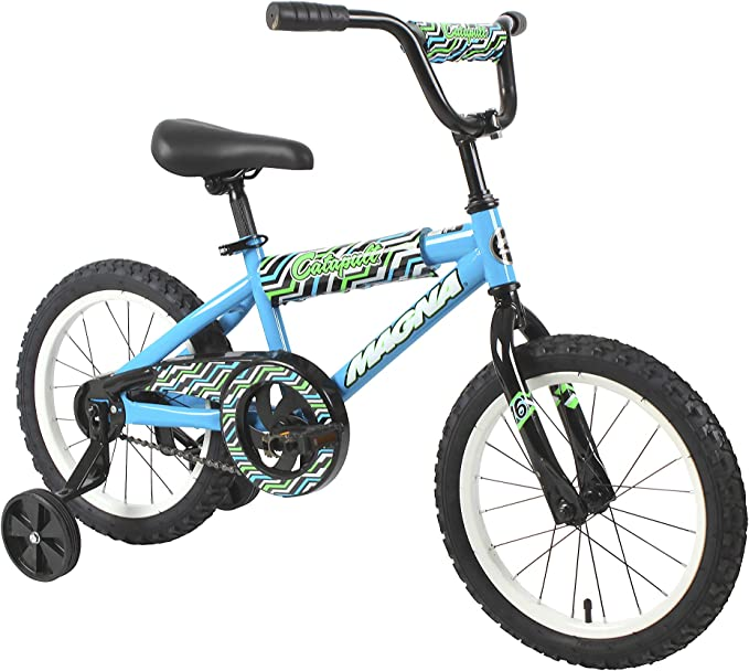 Magna Catapult 12 Bike with Removable Training Wheels