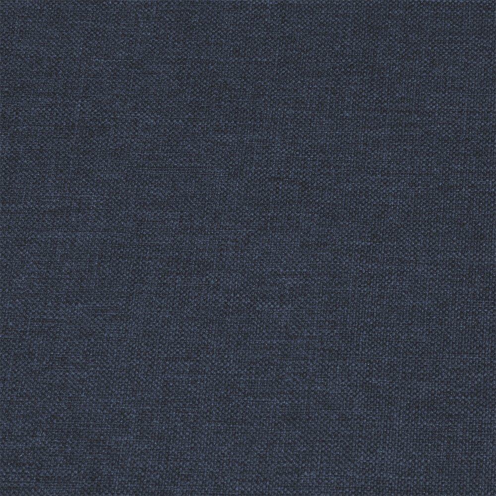 Boxspringbett King - Nahansicht Farbe blau