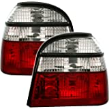 AD tuning & gmbH co. kG 441–1916P3BE-cR feux arrières lED rouge/blanc