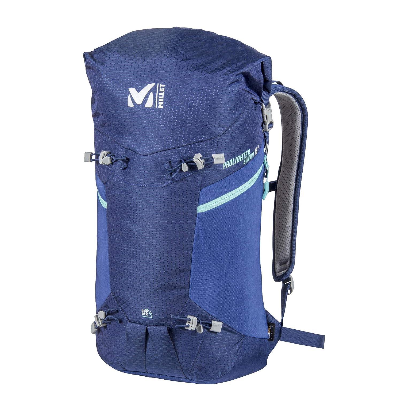 [ミレー] バックパック プロライター サミット 18(PROLIGHTER SUMMIT 18) MIS2116  BLUE DEPTHS B07KM5GCXS