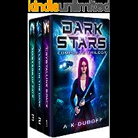 Dark Stars - Complete Trilogy: A Space Fantasy Adventure (English Edition)