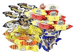 TASTE OF POLAND KROWKI MIX 2 LB MILANOWEK, WAWEL, SOLIDARNOSC, WEDEL. Fudge Candy Mix From Poland By Granda.