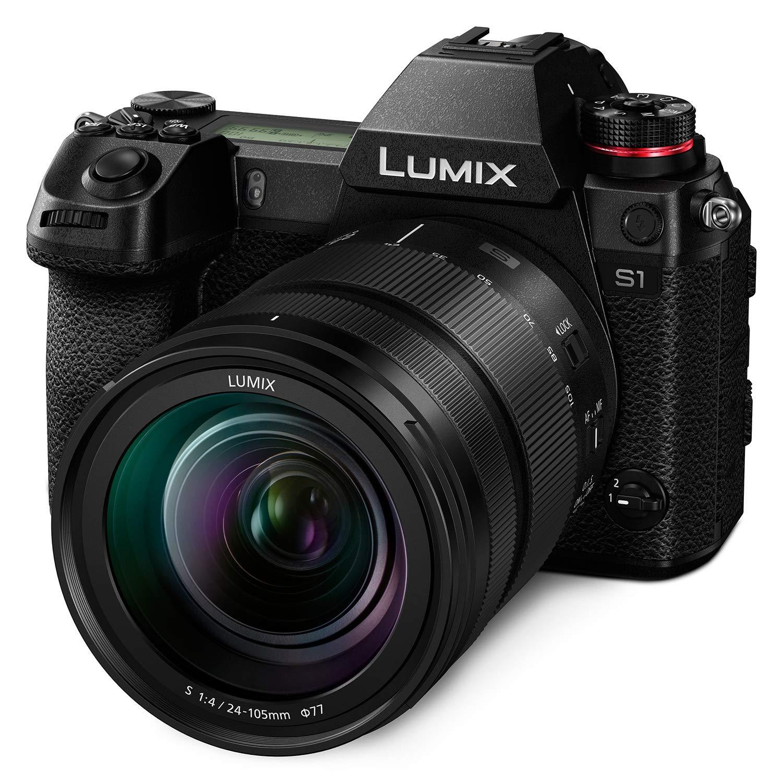 Panasonic LUMIX S1 Full Frame Mirrorless