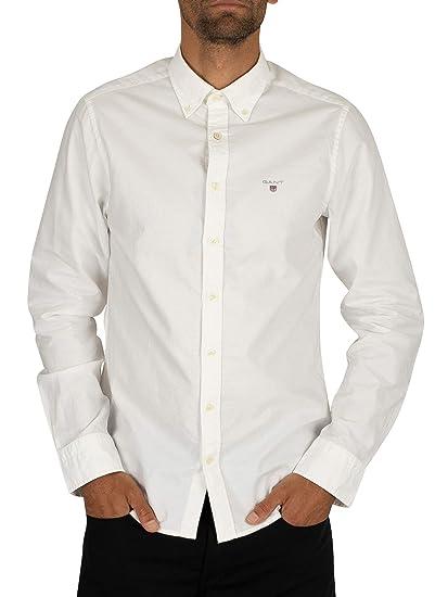 white oxford shirt mens