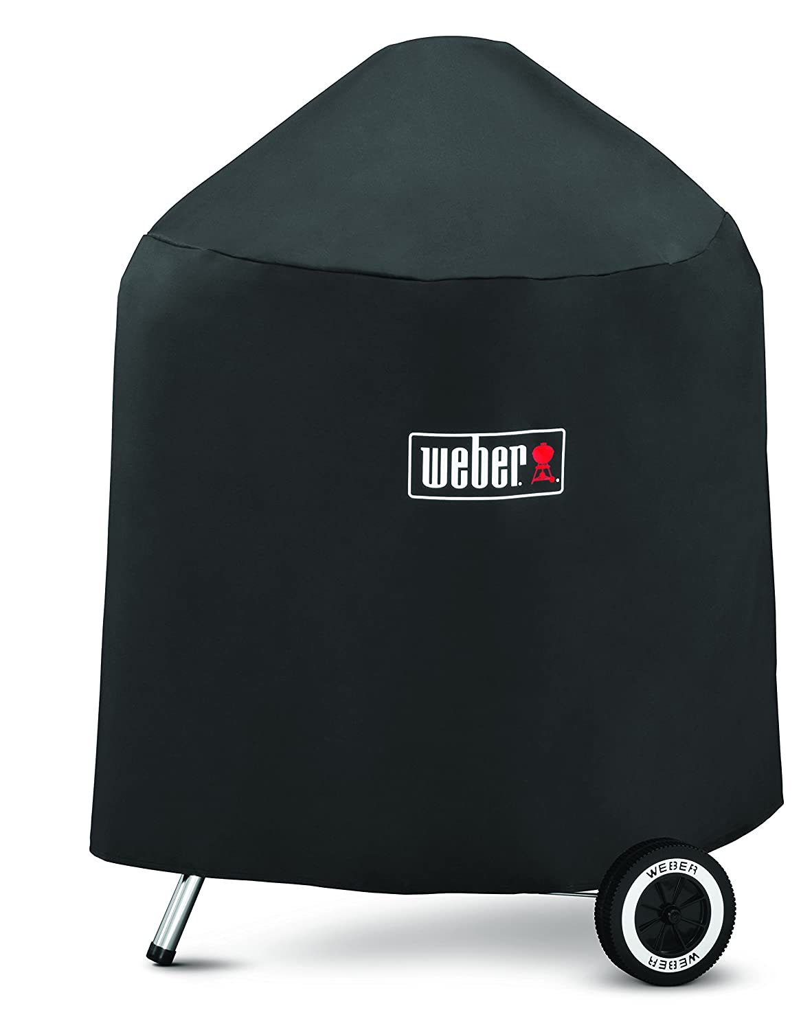 Weber 7149 Grill Cover with Storage Bag Charcoal Grills, 22.5-Inch