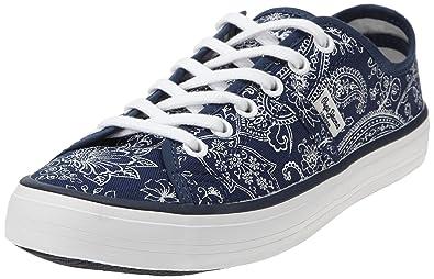 Pepe Jeans Cherry Bandana Print Damen Sneaker