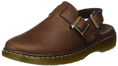 3fff14c69e7 Dr. Martens Jorge II Dark Brown Sandal 7 Medium UK (8 US)