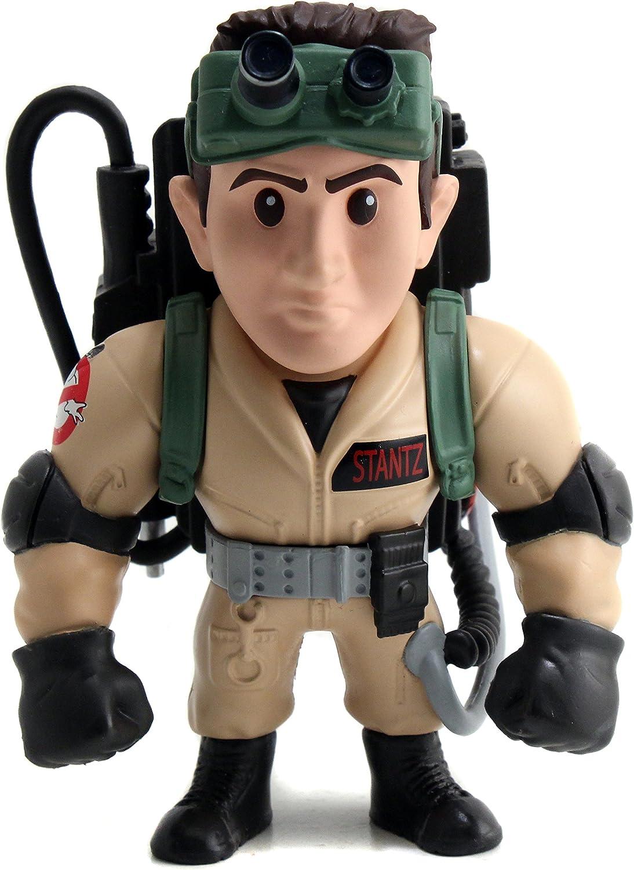 "New Ghostbusters Metals Diecast ~ 4/""Inch Winston Zeddemore Figure ~ Jada Toys"