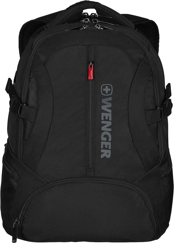 Wenger Transit 16 Deluxe Rucksack Mit Besten Schutz Computer Zubehör