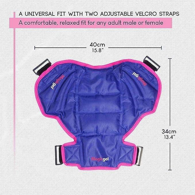 Paquete de hielo para el hombro - Reutilizable, flexible y ...