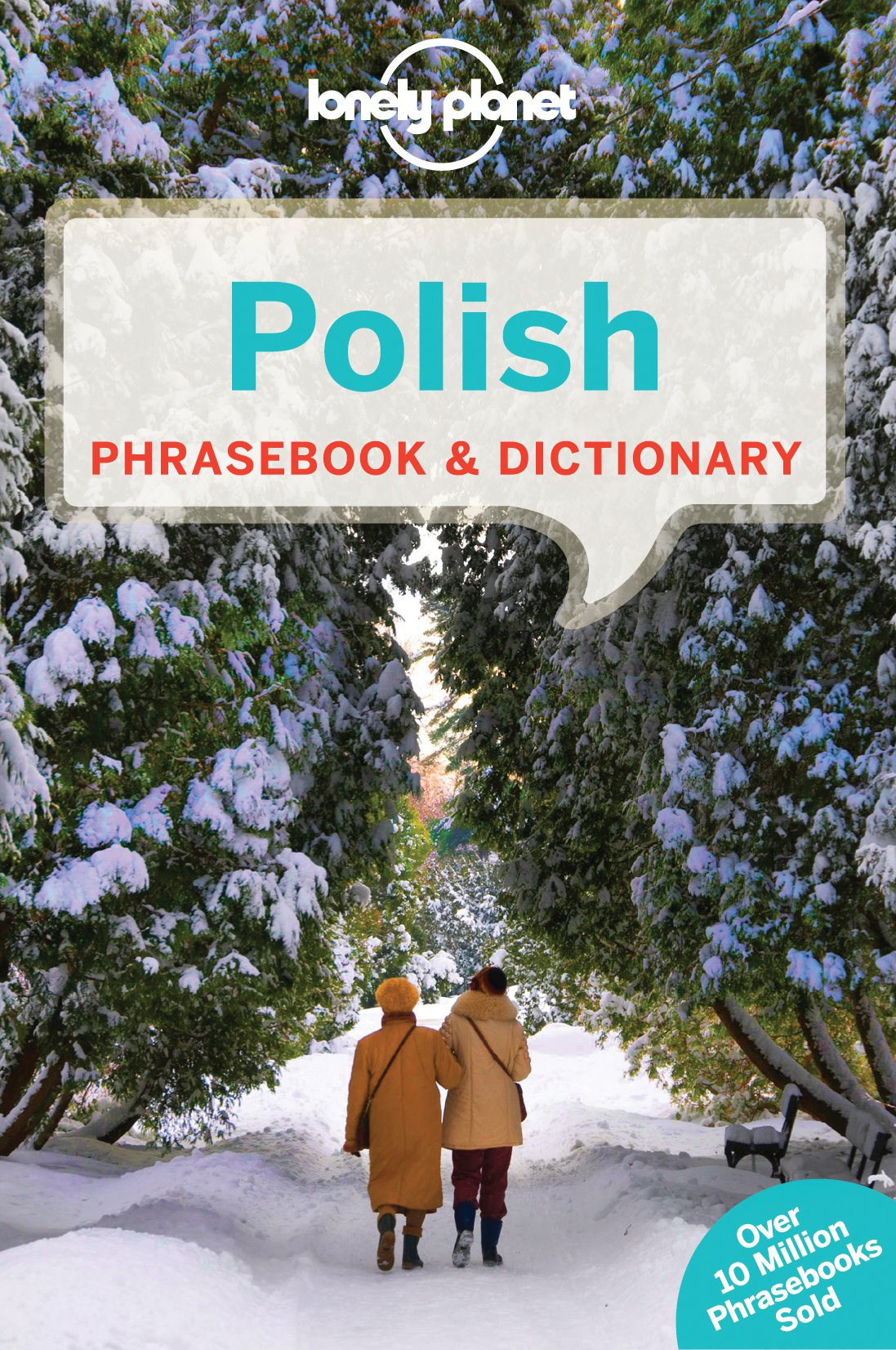 Lonely Planet Polish Phrasebook Dictionary