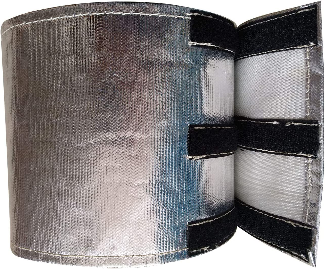 SWI PARTS Universal Starter heat shield 7 X 24 in Wrap Self Attaching