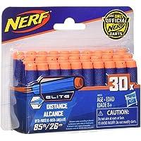 Nerf N-Strike Elite - Paquete de repuesto con 30 dardos