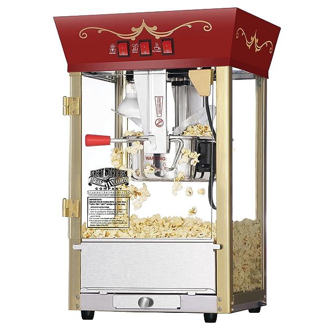 Amazon.com: Máquina de palomitas de maíz Great ...