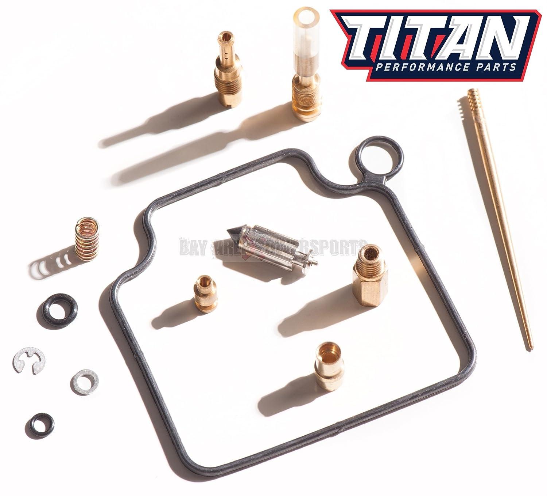 Amazon.com: Honda TRX 400EX Carburetor Carb Rebuild Repair Kit New  1999-2004: Automotive