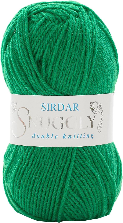 Sirdar Snuggly DK trébol de Corbata Doble de 50 g (480): Amazon.es ...