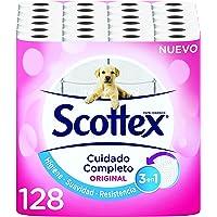 Scottex Origineel toiletpapier - 128 rollen
