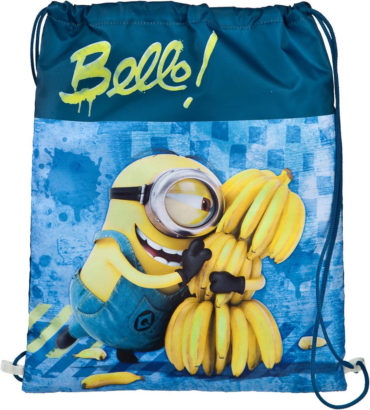 Azul Undercover Bolsa con cord/ón Azul - 10091771
