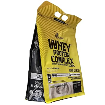 d9d4e813a014 Olimp Whey Protein Complex 100% 500g + 100 Grams 17 Scoops Vanilla   Amazon.co.uk  Health   Personal Care