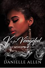 V is for Vengeful (The Women of V Book 3) Kindle Edition