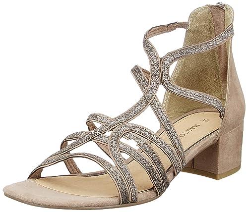 MARCO TOZZI 2-2-28205-22, Sandalias de Gladiador para Mujer ...