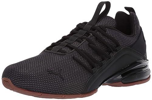 492d16dff98 PUMA Men s Axelion Sneaker Black
