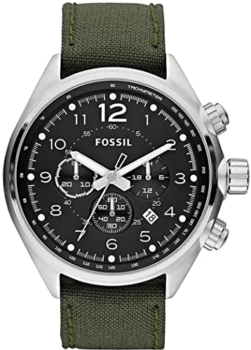 7002d2805 Buy Fossil Designer Chronograph Black Dial Men's Watch CH2808 Online at Low  Prices in India - Amazon.in