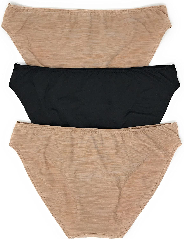 Victorias Secret Everyday Perfect Bikini Panty Set of 3