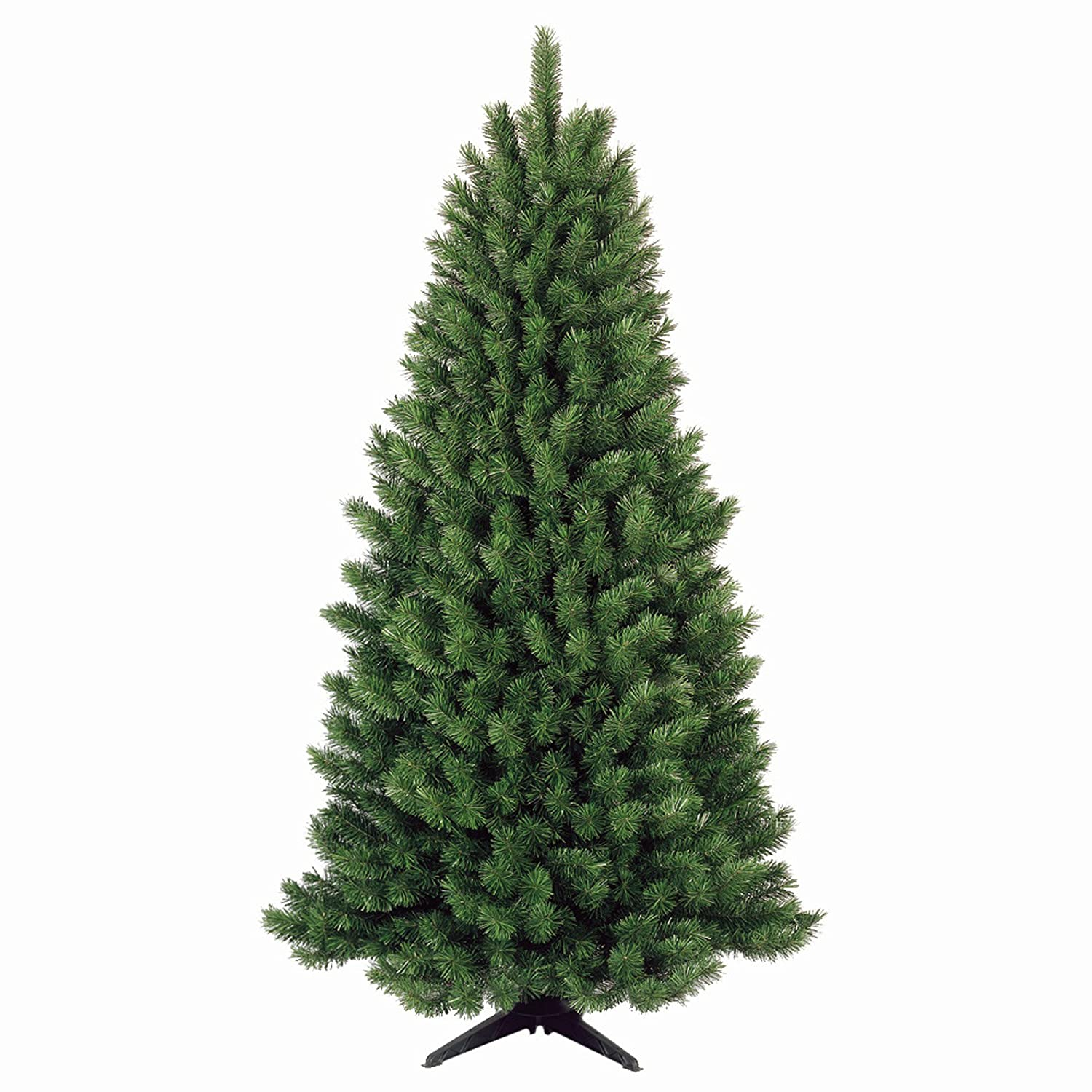 Amazoncom General Foam Plastics Half Christmas Tree, 65 Feet Garden &