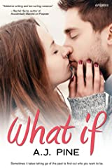 What If (If Only... series Book 2) Kindle Edition