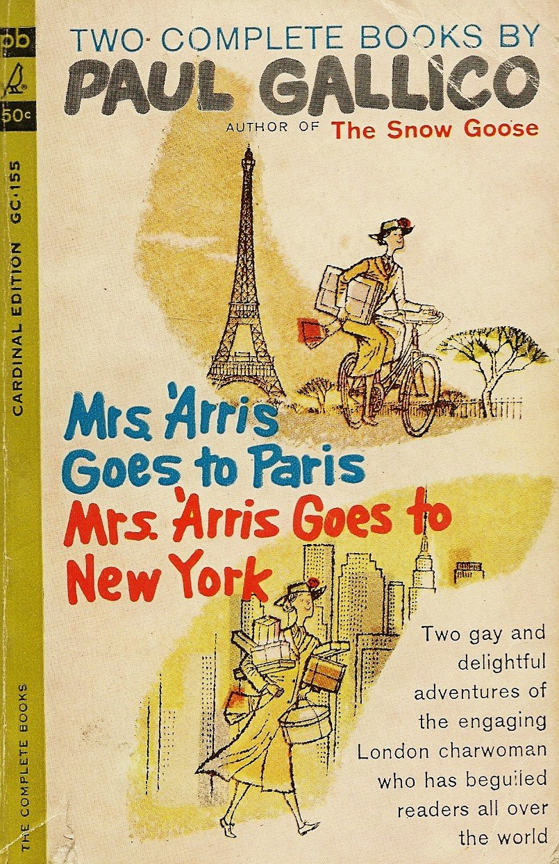 Image result for mrs arris goes to paris novel