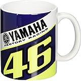 ヤマハ(YAMAHA) ロッシ VR46 マグカップ 46BIG&ヤマハロゴ ブルー Q1G-YSK-242-000