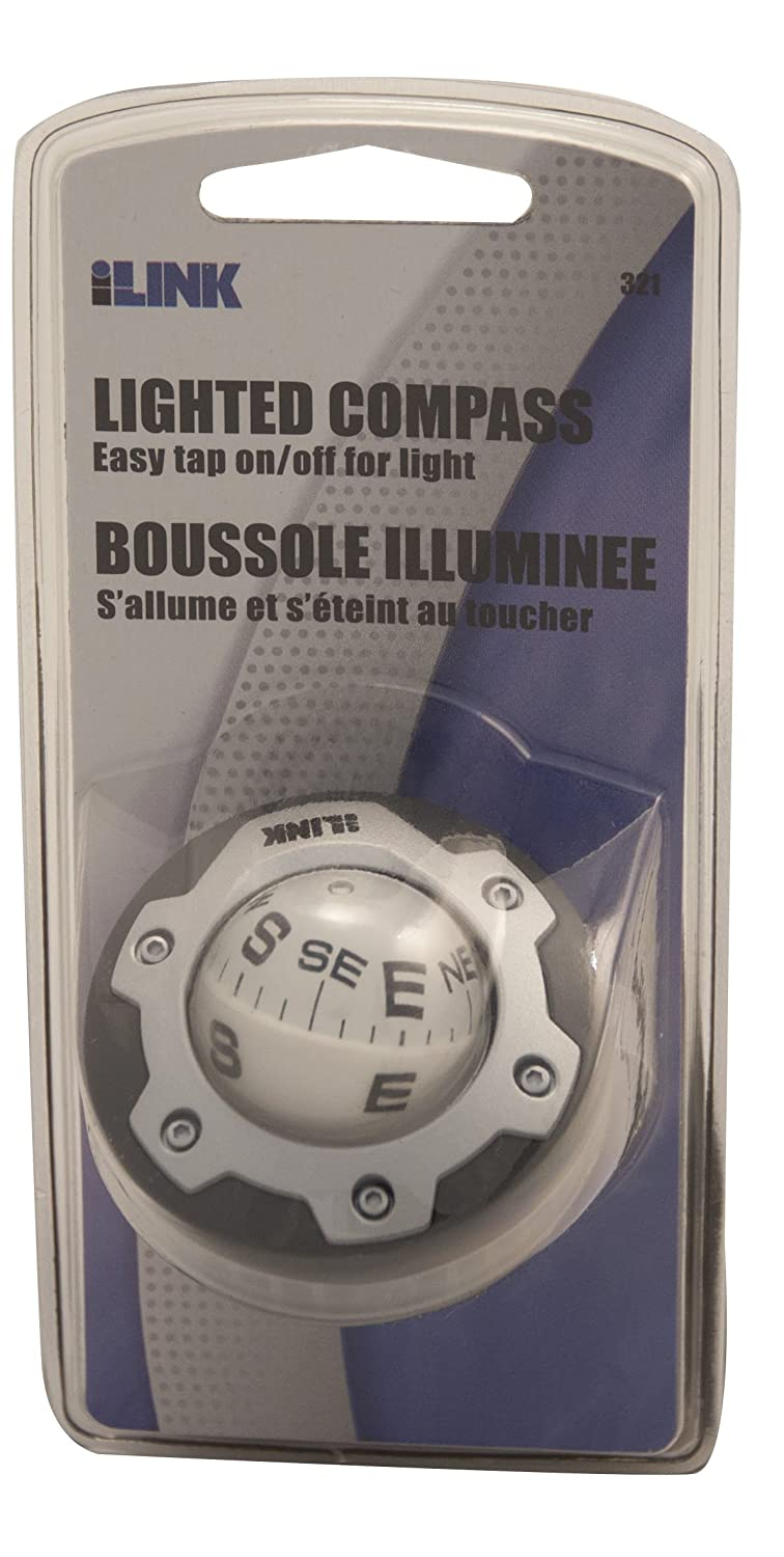 iLink Part No 321 Lighted Compass ILIN4