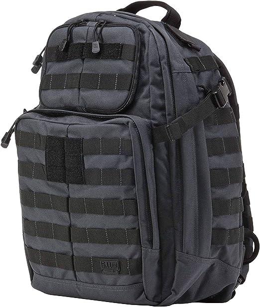 5.11Tactical RUSH24 Military Backpack, Molle Bag Rucksack Pack, 37 ...