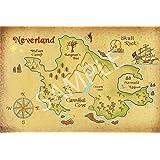 Amazon Com Society6 Wall Tapestry Size Small 51 X 60 Neverland