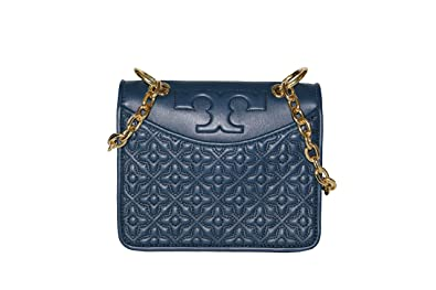 a560e032d74 Image Unavailable. Image not available for. Color  Tory Burch Bryant  Quilted MINI Crossbody Shoulder Bag ...