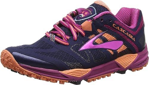 Brooks Cascadia 11, Zapatillas de Running para Mujer: Amazon.es ...