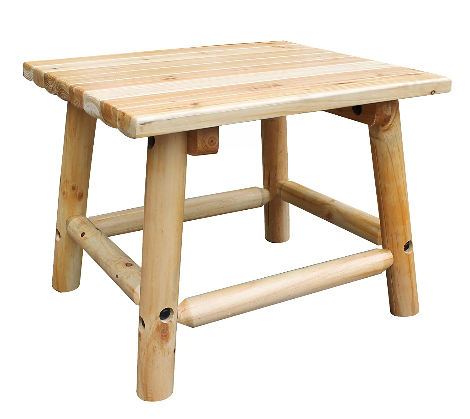 Leigh Country Aspen High End Table