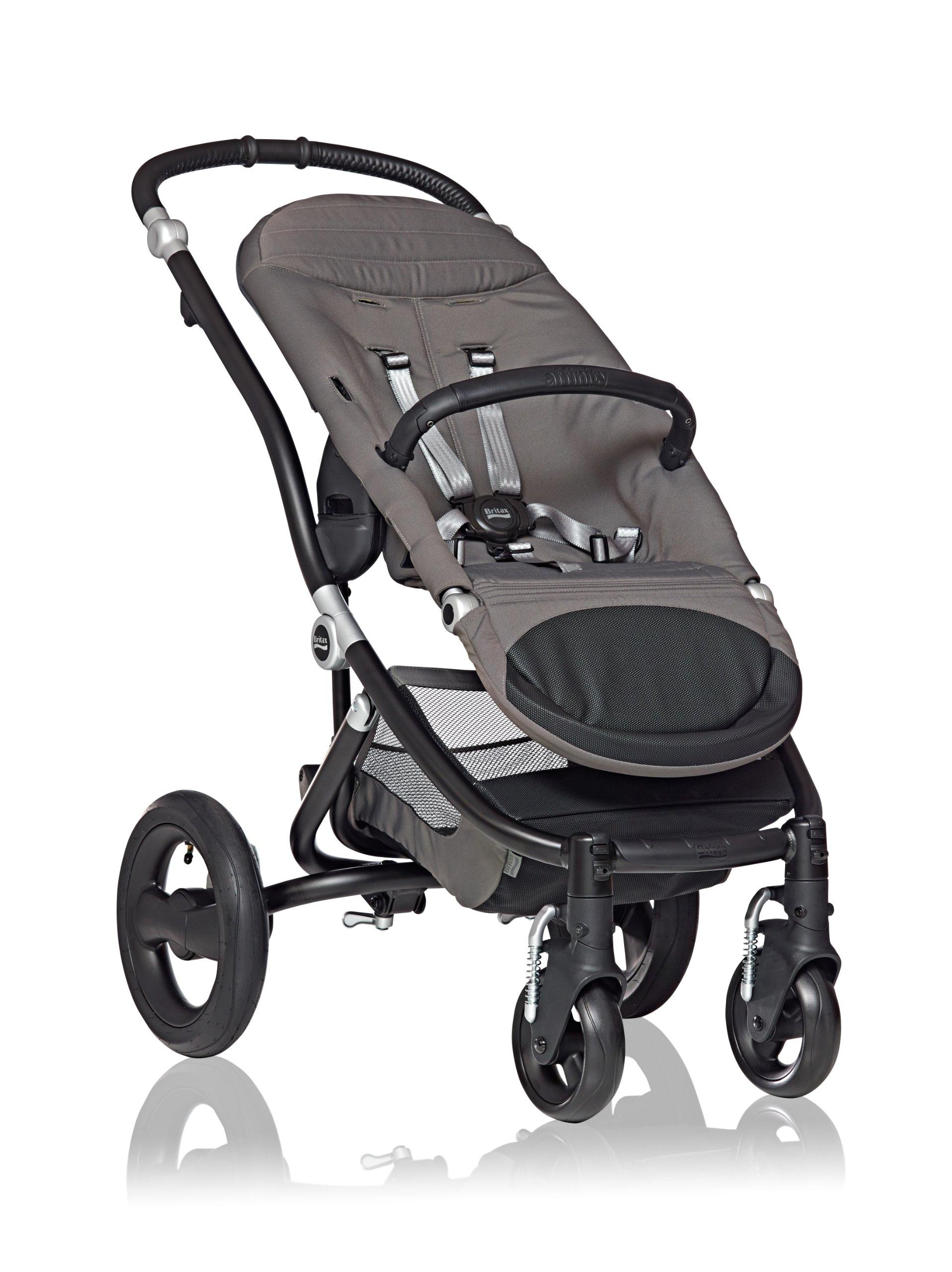 Britax Affinity Base Stroller, Black