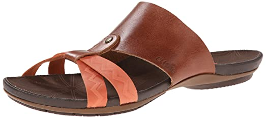 Cushe Women's Coquira Sandal, Tan/Papaya, ...