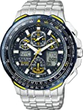 Citizen #JY0040-59L Men's Eco Drive Blue Angels Skyhawk Atomic Time Watch