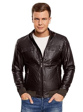 Veste simili cuir homme kaporal – Modèles populaires de vestes