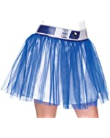Rubie's Adult Star Wars R2-D2 Costume Tutu Skirt