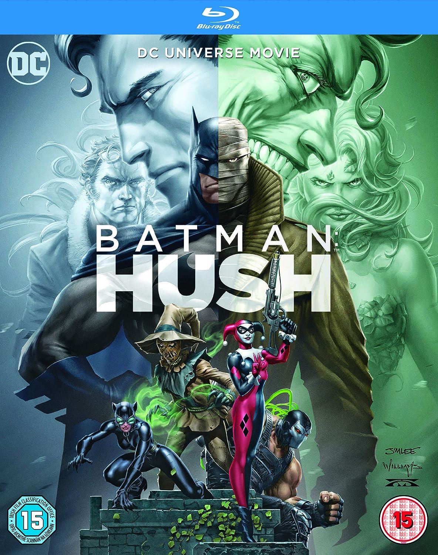 Hush - DVD