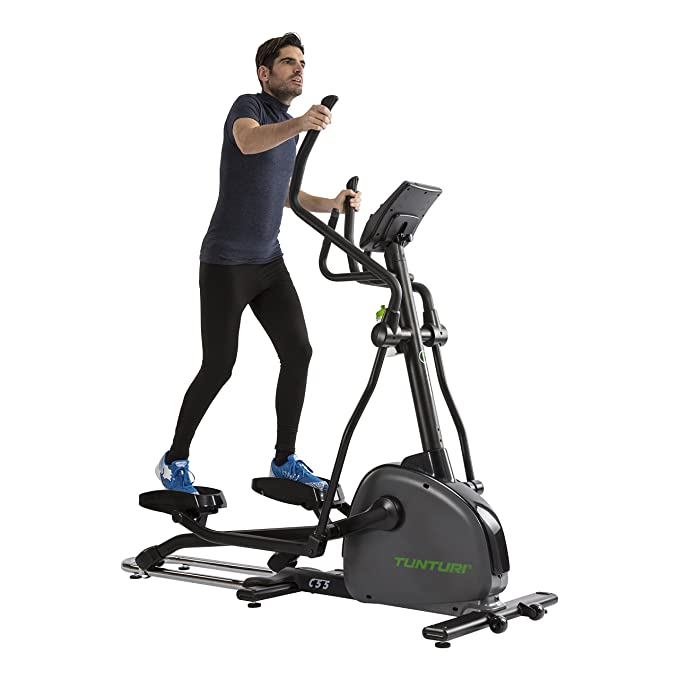 Tunturi Satellite F Cross Trainer Performance Ellipse Trainer, Gris, One size: Amazon.es: Deportes y aire libre