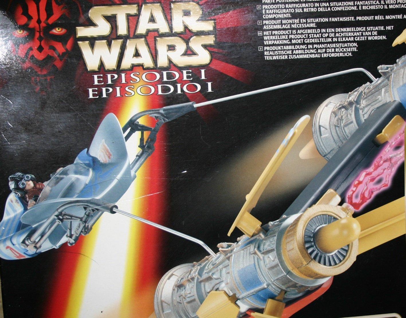 Star Wars Episode 1 Anakins Podracer vehicle