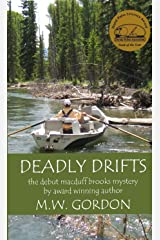 Deadly Drifts (Macduff Brooks Mystery Book 1) Kindle Edition