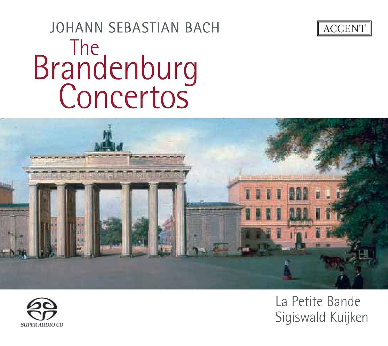 Johan Sebastian Bach: The Brandenburg Concertos