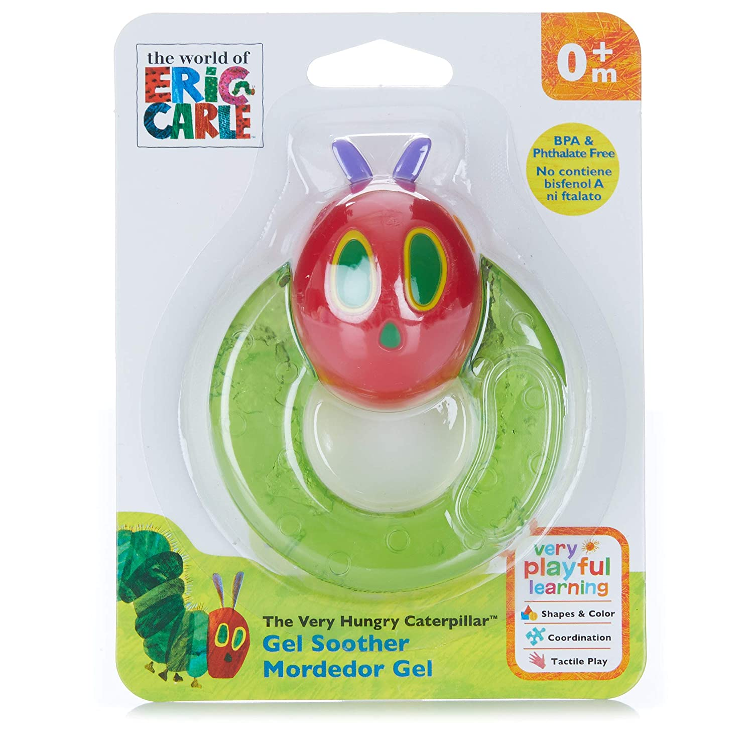 World of Eric Carle, The Very Hungry Caterpillar Gel Soother : Baby