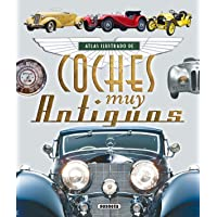 Atlas ilustrado de coches muy antiguos